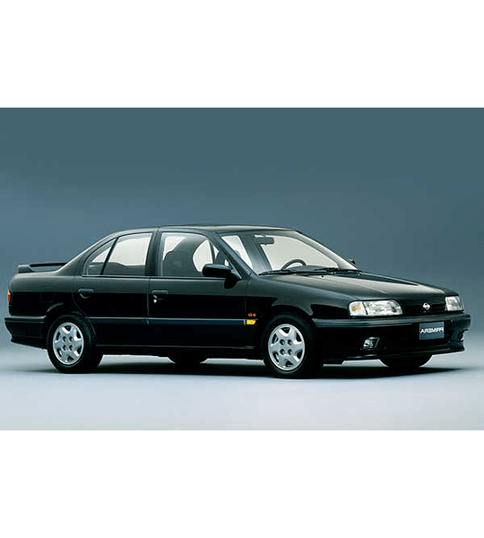 Manual De Taller Nissan Primera (1990-1996) En Español