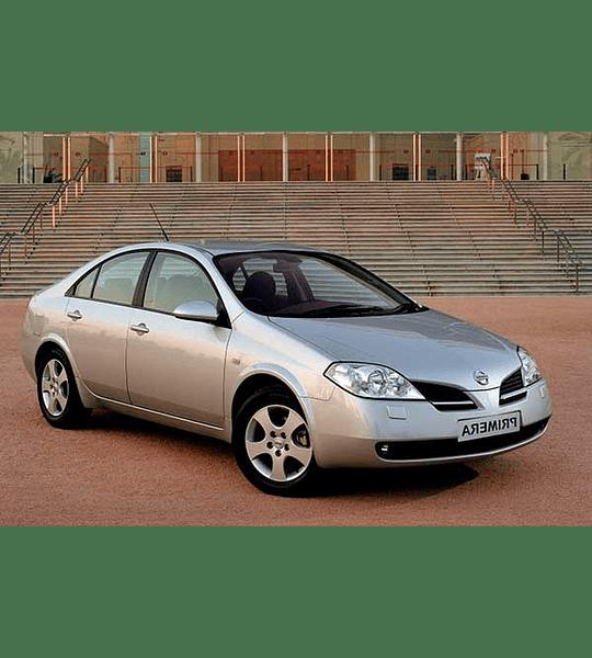 Manual De Taller Nissan Primera (2002-2008) En Español
