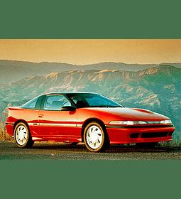 Manual Taller Mitsubishi Eclipse (1990-1994) En Español