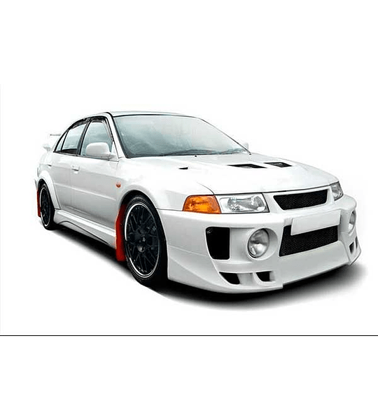 Manual De Taller Mitsubishi Lancer Evolution V (1998-1999) Español