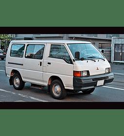 Manual De Despiece Mitsubishi L300 (1986-1994) En Español