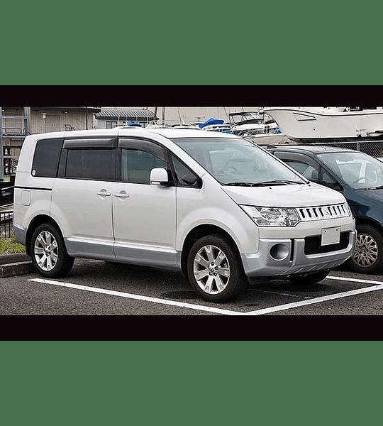 Manual De Taller Mitsubishi Delica (2007-2018) En Inglés