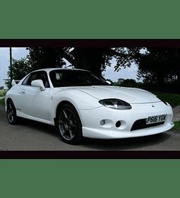 Manual De Taller Mitsubishi Fto (1994-2000) Inglés