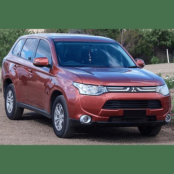 Manual De Taller Mitsubishi Outlander (2012-2018) Inglés