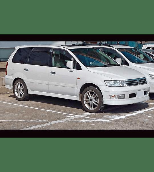 Manual De Taller Mitsubishi Chariot (1997-2003) Español