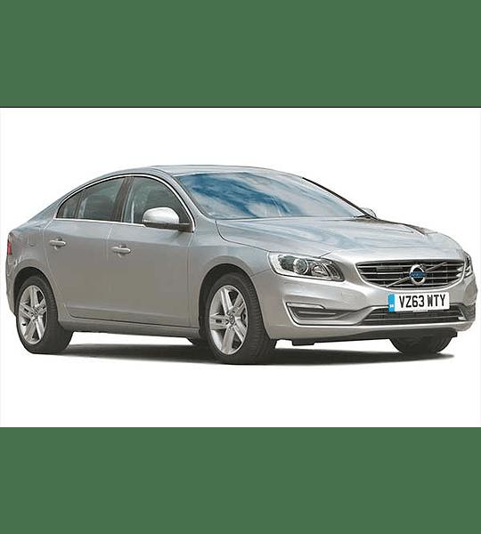 Manual De Taller Volvo S60 (2010-2018) En Inglés