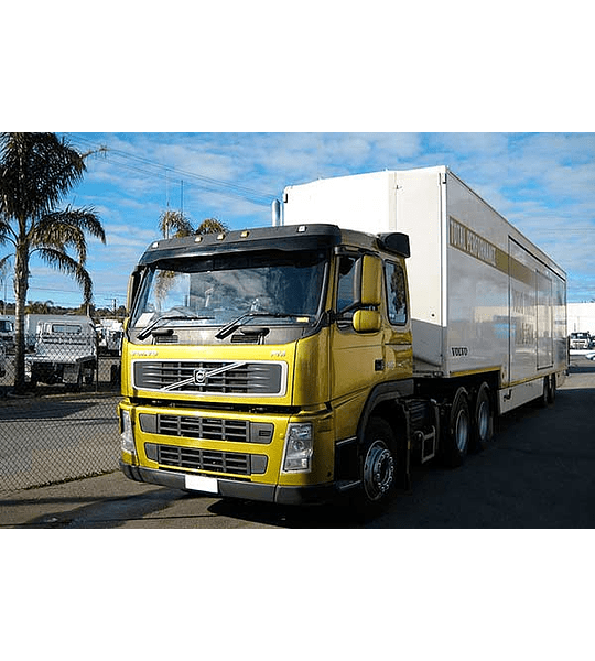 Manual De Taller Volvo Fm (2005-2010) Ingles
