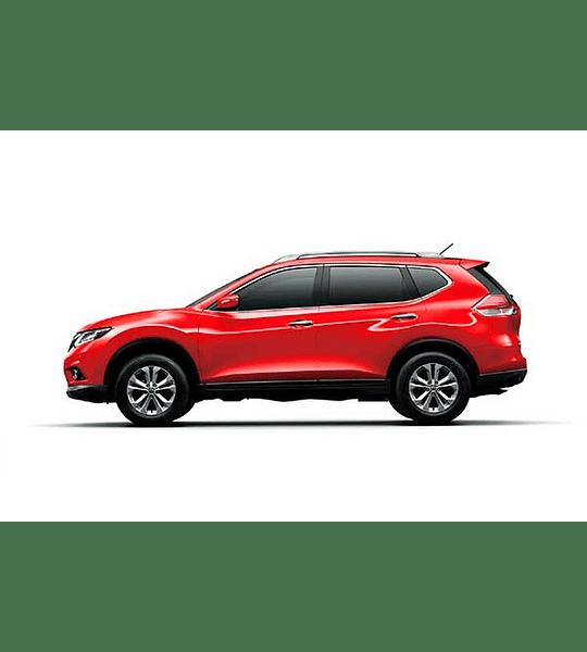 Manual De Taller Nissan X-trail ( 2014 - 2020 ) En Inglés