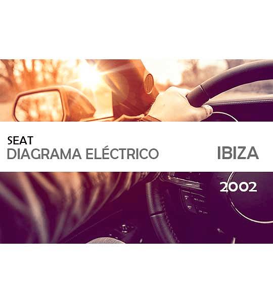 Diagramas Eléctricos  -  Seat Ibiza ( 2002 ) en español