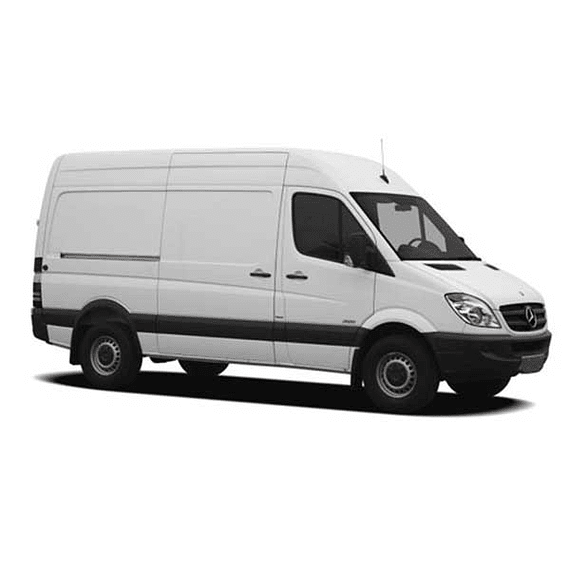 Manual De Taller Mercedes Benz Sprinter (2007-2018)