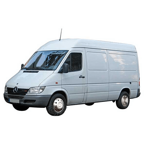 Manual De Taller Mercedes Benz Sprinter (1995-2006) Español