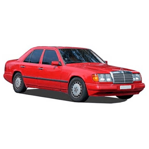 Manual De Taller Mercedes Benz W124 (1984-1995) Español