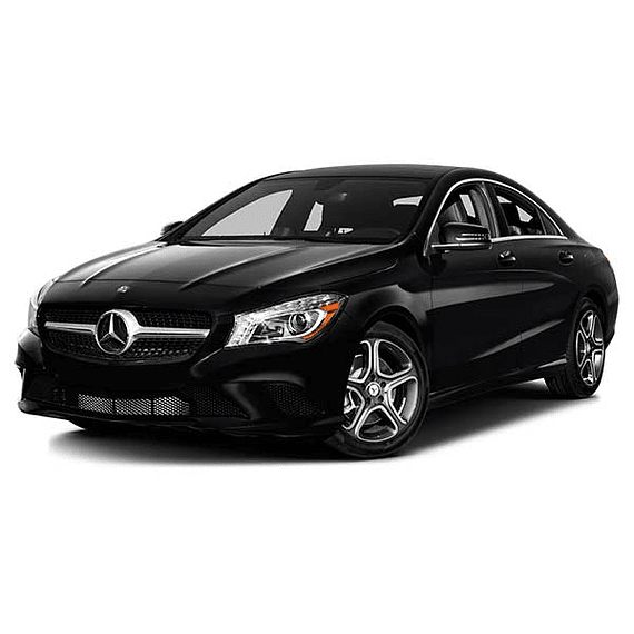 Manual De Despiece Mercedes Benz Cla 2013-2017 Español