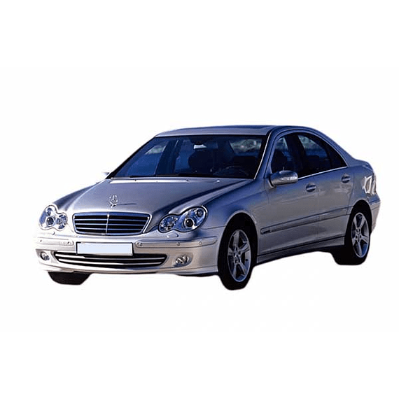 Manual De Despiece Mercedes Benz W203 (2001-2007) Español