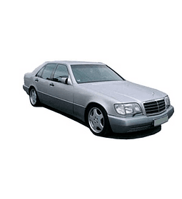 Manual De Taller Mercedes Benz W140 (1991-1999) En Español