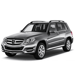 Manual De Taller Mercedes Benz X204 (2008 2015) En Inglés