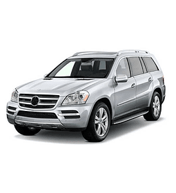 Manual De Taller Mercedes Benz X164 (2006-2012) En Inglés