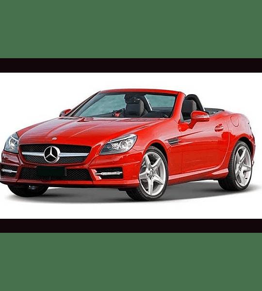 Manual De Despiece Mercedes Benz R172 (2011 2019) Español