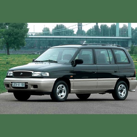 Manual De Taller Mazda MPV (1988–1999) Español