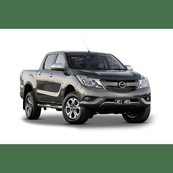 Manual De Despiece Mazda Bt-50 (2011-2018) Español