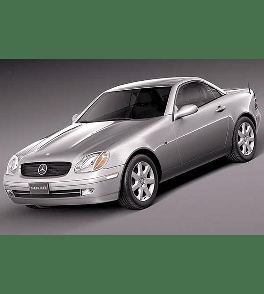 Manual De Taller Mercedes Benz R170 ( 1996-2004 ) Español