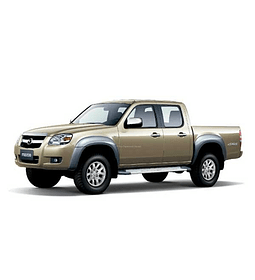 Manual De Taller Mazda Bt50 (2006-2011) Ingles