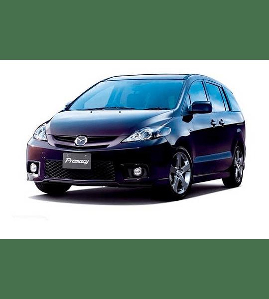 Manual De Taller Mazda Premacy (2005-2010) Español