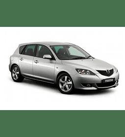 Manual De Despiece Mazda 3 ( 2003-2009 ) Español