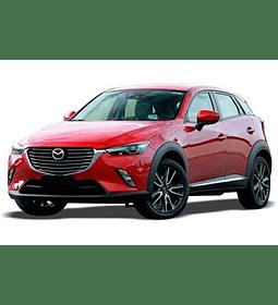 Manual De Despiece Mazda Cx-3 (2015 2019) En Español