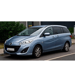Manual De Taller Mazda 5 (2010 2018) En Inglés