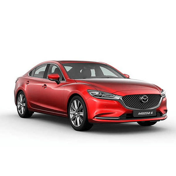 Manual De Taller Mazda 6 ( 2014 - 2019 ) En Inglés