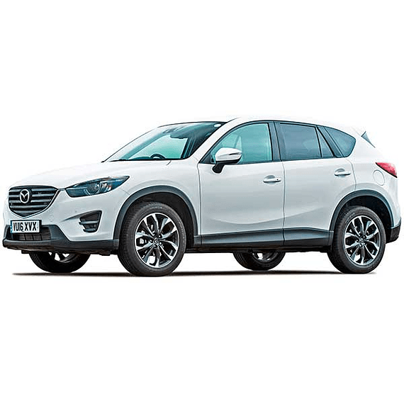 Manual De Taller Mazda Cx5 (2012 - 2017) Español