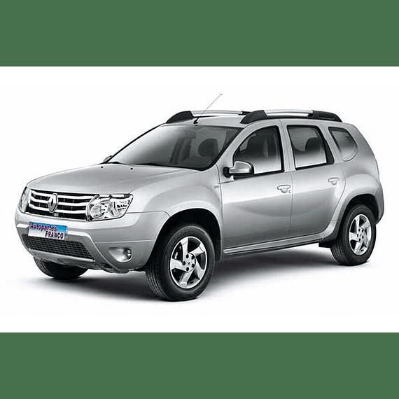Manual De Taller Renault Duster (2010 - 2017) En Español