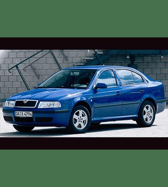 Manual De Despiece Skoda Octavia (1996 - 2004) En Español