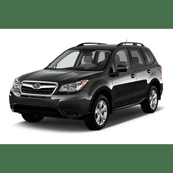 Manual De Taller Subaru Forester (2013 - 2018) En Inglés