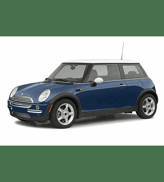 Manual De Despiece Mini R50/52/53 (2000 - 2006) Español