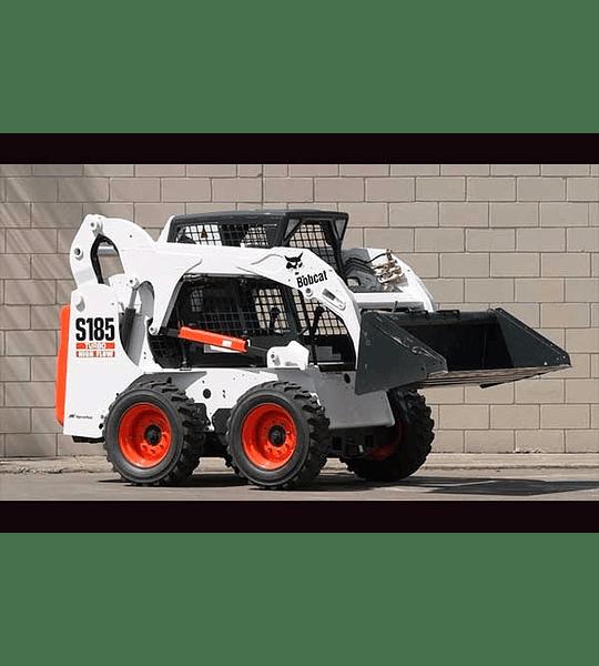 Manual De Taller Bobcat S185, En Español