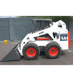 Manual De Taller Bobcat 773 Inglés