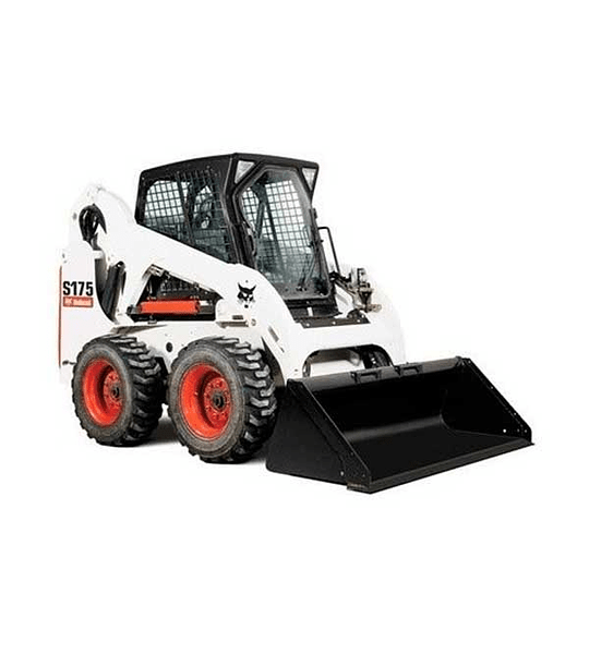 Manual De Taller Bobcat S175 - S185 Inglés