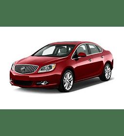 Manual De Taller Buick Verano (2012-2017) En Español