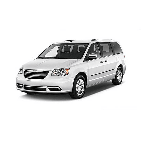 Manual Taller Chrysler Town Y Country (2008-2016) En Español
