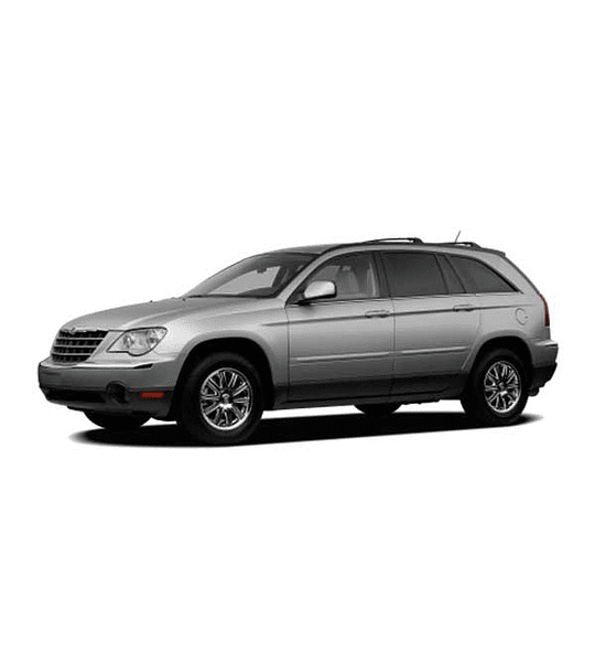 Manual De Taller Chrysler Pacifica (2003-2008) Español