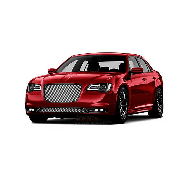 Manual De Taller Chrysler 300 300c 2nd (2011 - 2019) Inglés