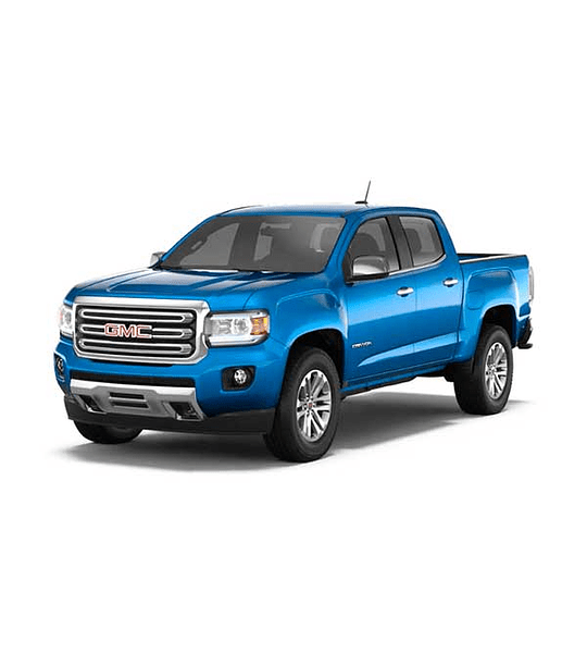 Manual De Taller Gmc Canyon (2014-2019) En Español