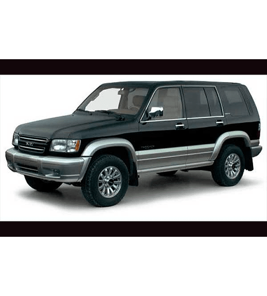 Manual De Taller Isuzu Trooper (1991-2005) Español