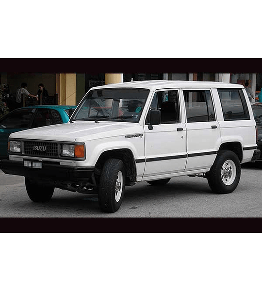 Manual De Taller Isuzu Trooper (1981-1991) Español