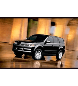 Manual De Taller Isuzu Axiom (2002-2004) Español