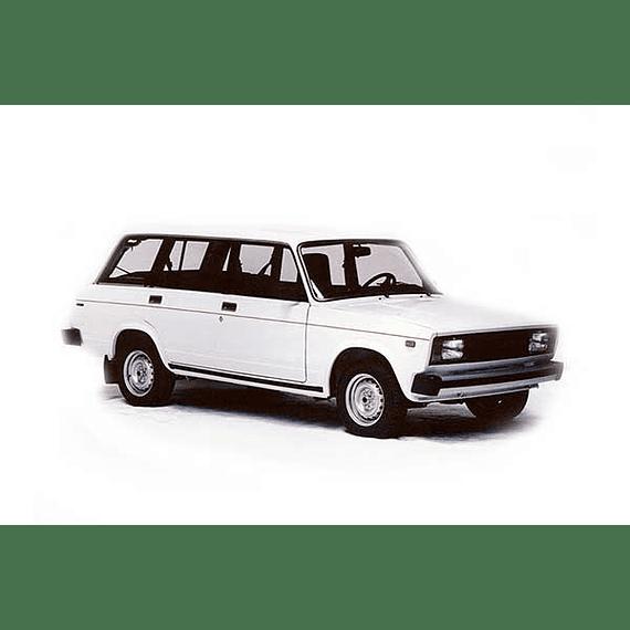 Manual De Taller Lada 2104 (1984-2012) Español