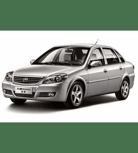 Manual De Taller Lifan 520 - 520i (2006-2017) Ruso