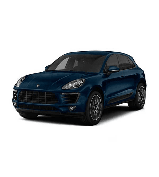 Manual De Taller Porsche Macan (2014-2018) Ingles
